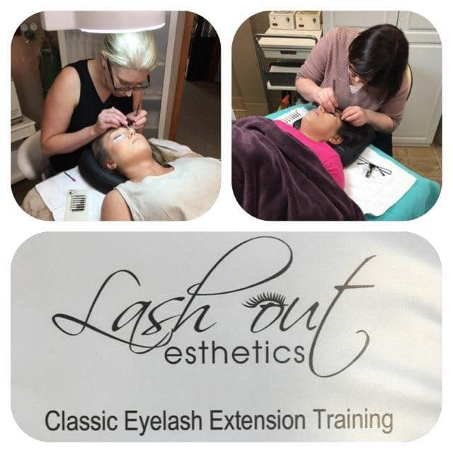 Portlands Top Eyelash Extension Training Course Book Classes Now