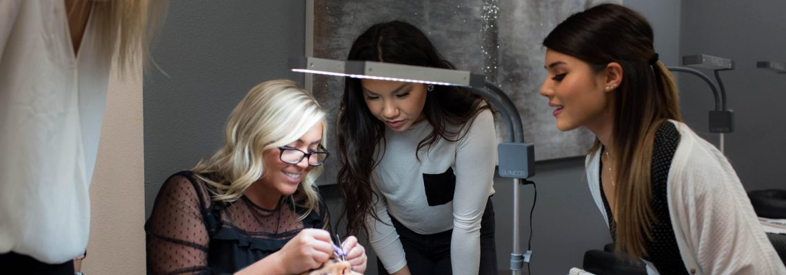 Lash Out Esthetics Eyelash Extension Training in Portland, Tigard, Eugene, Corvallis